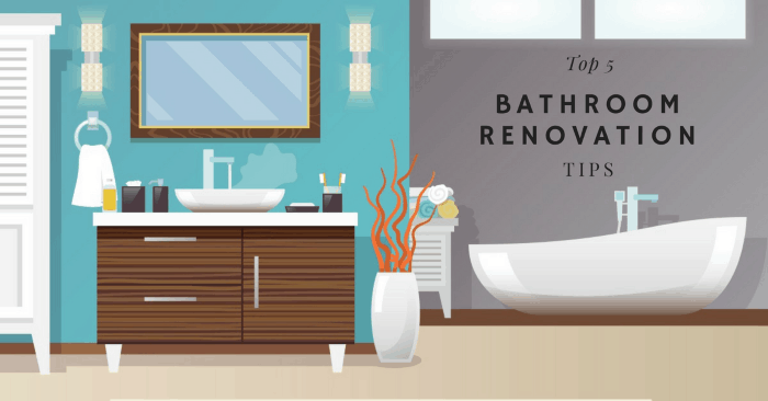 5-Things-Bathroom-Renovation